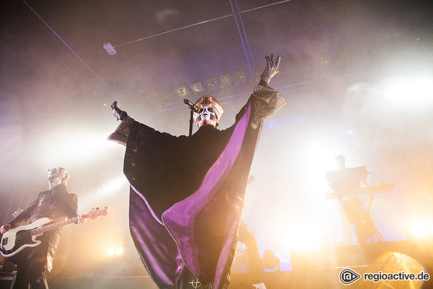 Ghost (live in Frankfurt, 2016)